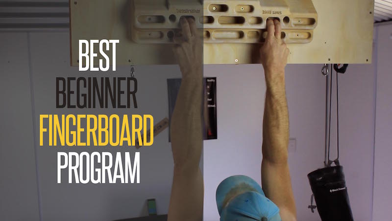 beginner fingerboard program