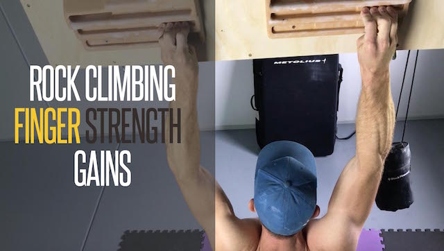 finger strength exercises for climbing
