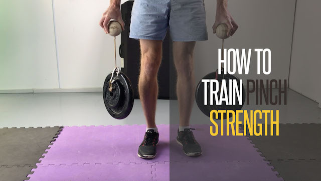 train pinch strength