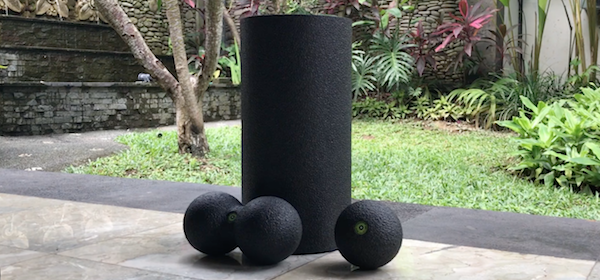 Different foam rollers